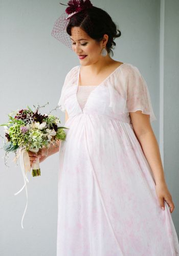 Brautkleid | Victoria Spirina | Umstandskleid