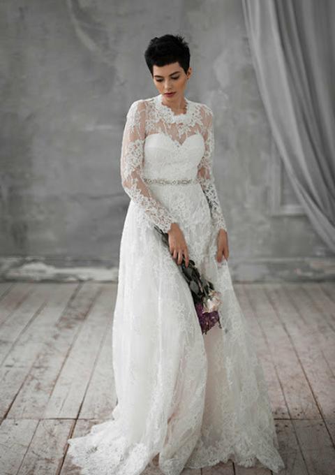 Brautkleid | Victoria Spirina | Boho