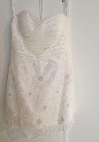 Second Hand Brautkleid | Venus Bridal | Umstandskleid | Gr. 42