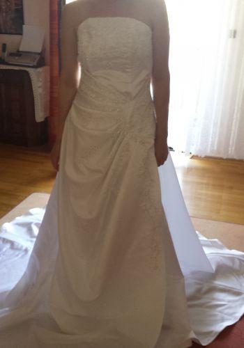 Second Hand Brautkleid | Saray | A-Linie | Gr. 38