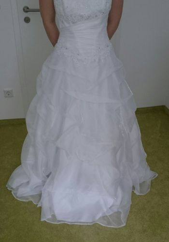 Second Hand Brautkleid | Liana | A-Linie | Gr. 40