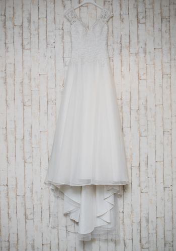Second Hand Brautkleid | Sincerity Bridal / Justin Alexander | A-Linie | Gr. 40