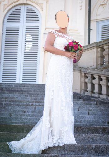 Second Hand Brautkleid | Stella York | Etui | Gr. 38