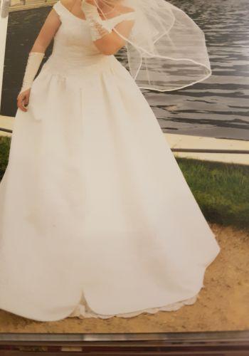 Second Hand Brautkleid | Prinzessin | Gr. 40