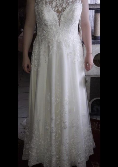 Second Hand Brautkleid | ESSENSE | Sonstiges | Gr. 44 | Neu & ungetragen
