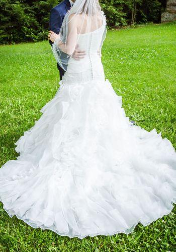 Second Hand Brautkleid | Diane Legrand | Gr. 36