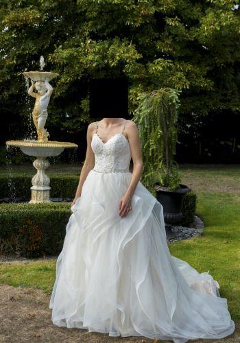 Second Hand Brautkleid | Annais Bridal | Prinzessin | Gr. 36