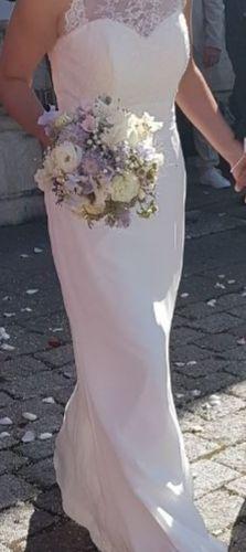 Second Hand Brautkleid | Sina C. Kurschat | Boho | Gr. 36
