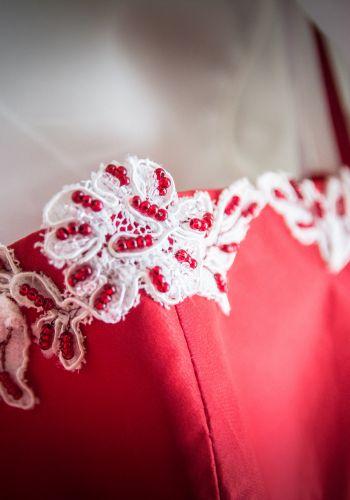 Second Hand Brautkleid | Le spose di grazia | Zweiteiler | Gr. 38