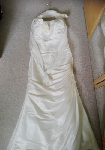 Second Hand Brautkleid | Kleemeier | Gr. 40