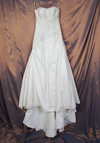 Second Hand Brautkleid | Lohrengel | A-Linie | Gr. 36