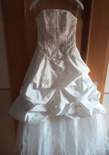 Second Hand Brautkleid | Nina Spross | A-Linie | Gr. 38