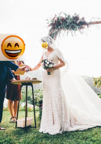 Second Hand Brautkleid | Armonia | Gr. 36