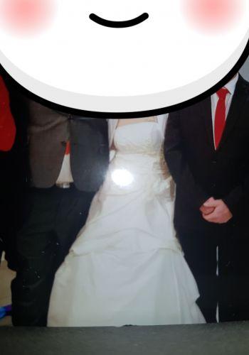 Second Hand Brautkleid | nicht-gelistet-marke-hinzufuegen | Prinzessin | Gr. 42