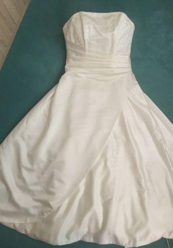 Second Hand Brautkleid | Lilly | A-Linie | Gr. 48