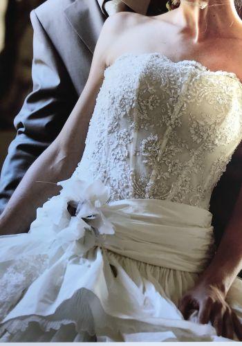 Second Hand Brautkleid | Paris Farage | Prinzessin | Gr. 36