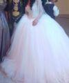 Second Hand Brautkleid | Einzelanfertigung | Prinzessin | Gr. 34