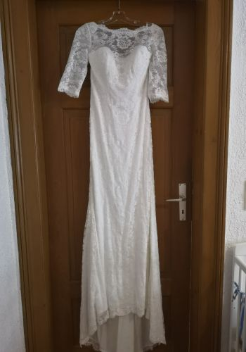 Second Hand Brautkleid | Lilly | Meerjungfrau | Gr. 36