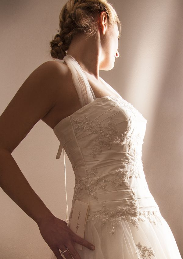 Second Hand Brautkleid | Agnes Bridal Dream / Mode de Pol | Gr. 40