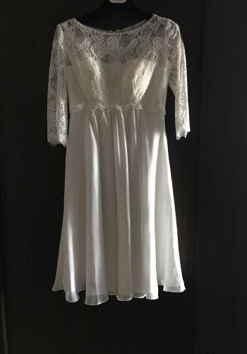 Second Hand Brautkleid | Magic Bride | Umstandskleid | Gr. 34