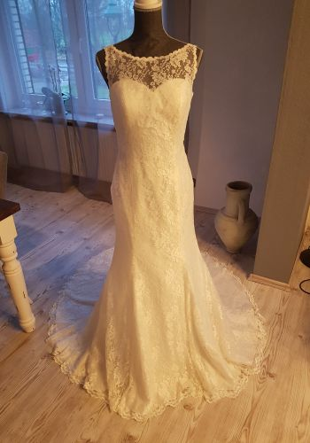 Second Hand Brautkleid | Bridal Design | Meerjungfrau | Gr. 38