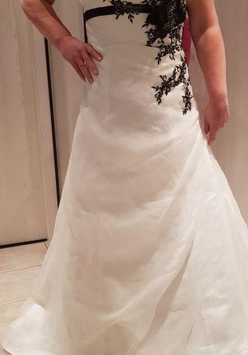 Second Hand Brautkleid | Isabel de Mestre | A-Linie | Gr. 40