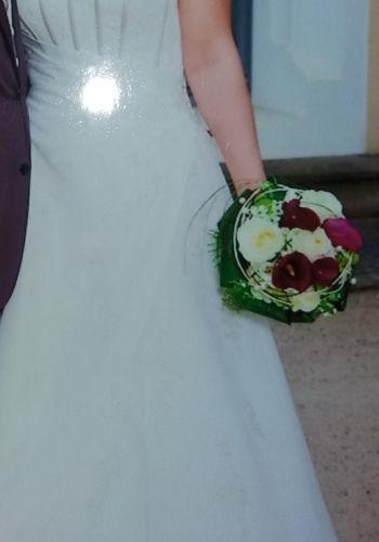 Second Hand Brautkleid | Sincerity Bridal / Justin Alexander | Gr. 38