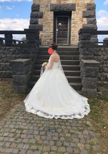 Second Hand Brautkleid | Zade Collection | Prinzessin | Gr. 38