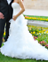 Second Hand Brautkleid | COSMOBELLA MILANO | Meerjungfrau | Gr. 36