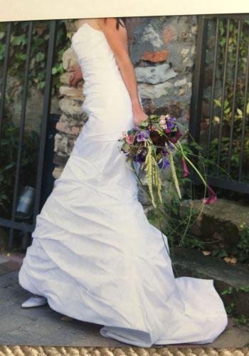 Second Hand Brautkleid | David's Bridal | Meerjungfrau | Gr. 38