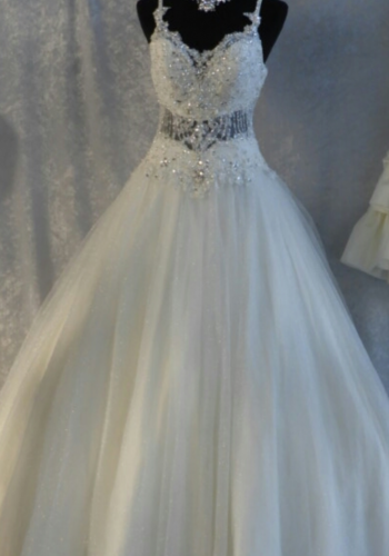 Second Hand Brautkleid | Miss Kelly / The Sposa Group | A-Linie | Gr. 40