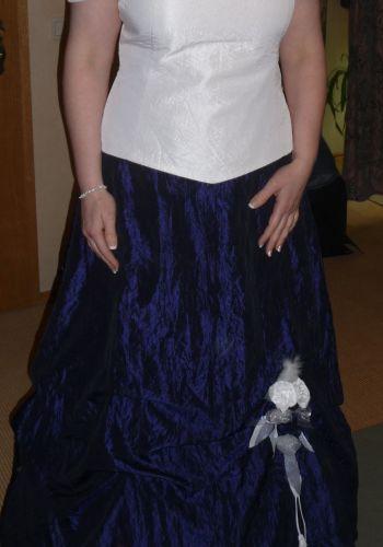 Second Hand Brautkleid | Einzelanfertigung | A-Linie | Gr. 42
