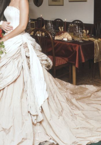 Second Hand Brautkleid | Ian Stuart | Prinzessin | Gr. 38