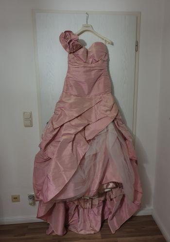 Second Hand Brautkleid | La Sposa / St. Patrick / Pronovias | A-Linie | Gr. 36