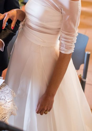 Second Hand Brautkleid | Le Spose Di Giò | A-Linie | Gr. 34