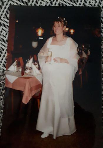 Second Hand Brautkleid | Vera Mont | Zweiteiler | Gr. 42