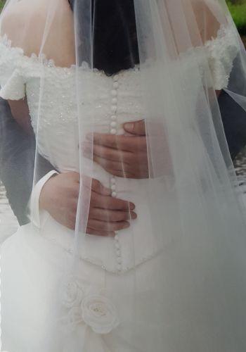 Second Hand Brautkleid | Ladybird | A-Linie | Gr. 42