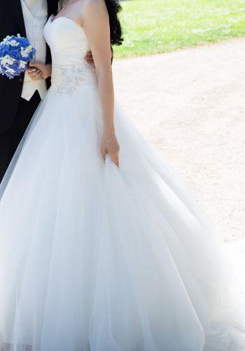 Second Hand Brautkleid | Avinia (Hausmarke) | A-Linie | Gr. 42