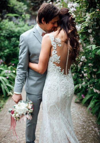 Second Hand Brautkleid | Casablanca Bridal | Meerjungfrau | Gr. 36