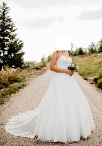 Second Hand Brautkleid | AVINIA | Gr. 36