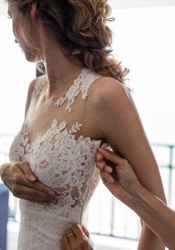 Second Hand Brautkleid | Anna Kara | Gr. 36