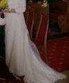 Second Hand Brautkleid   Prinzessin   Gr. 44