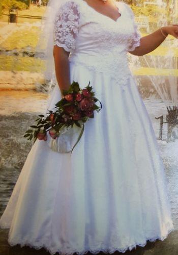 Second Hand Brautkleid | Weise Fashion | Prinzessin | Gr. 48