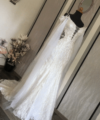 Second Hand Brautkleid | Einzelanfertigung | Meerjungfrau | Gr. 36