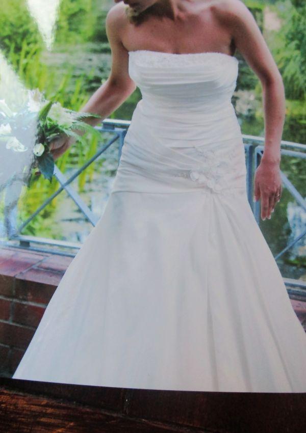 Second Hand Brautkleid | Prinzessin | Gr. 34
