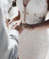Second Hand Brautkleid | Enzoani | Gr. 36