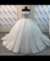 Second Hand Brautkleid | Einzelanfertigung | Prinzessin | Gr. 36