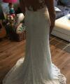 Second Hand Brautkleid | Lilly | Meerjungfrau | Gr. 44