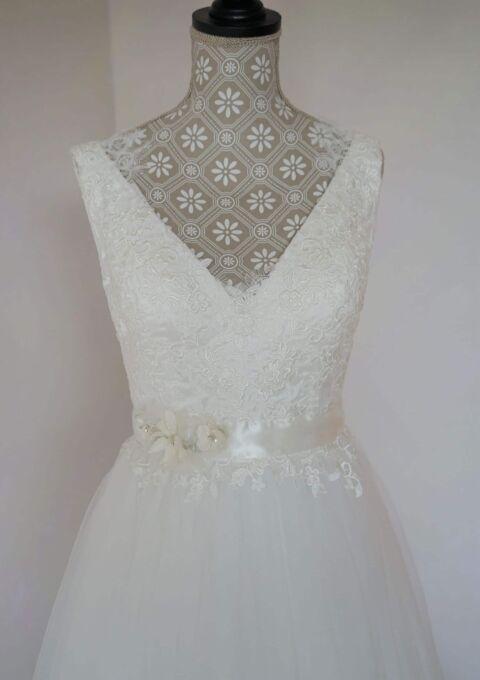 Second Hand Brautkleid | Weise Fashion | A-Linie | Gr. 38