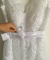 Second Hand Brautkleid | Boho | Gr. 38